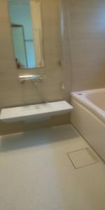 浴室 改修後
